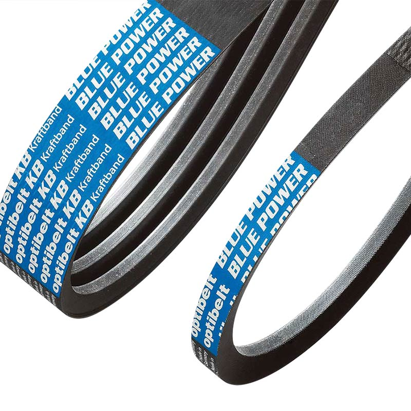 FAIRON - Optibelt - Blue Power : The High-performance wedge belts with aramid cords