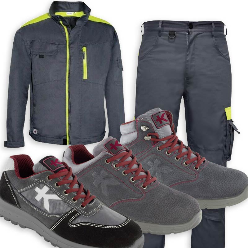 FAIRON - clothing and safety shoes