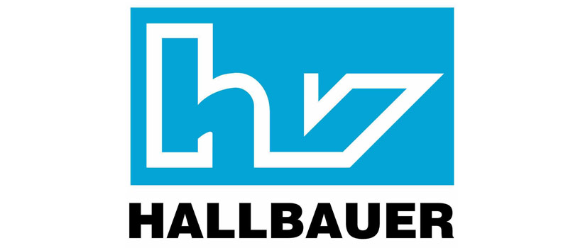 Our Partner : HALLBAUER
