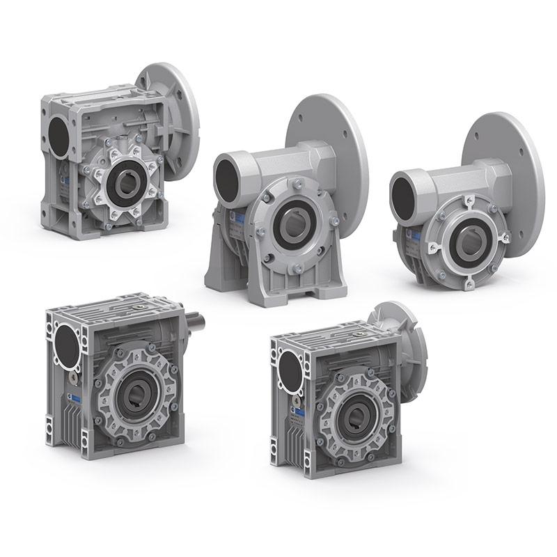FAIRON - Motors / Single worm gearboxes